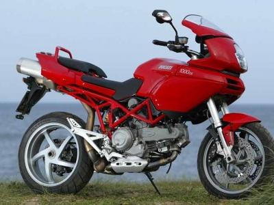 Ducati Multistrada 1000 photo