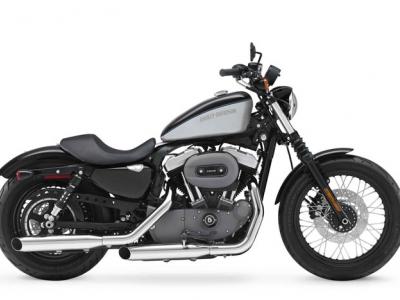 Harley Davidson XL1200N Nightster photo