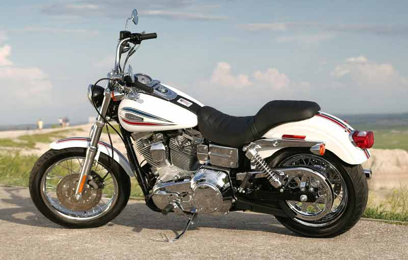 Can You Ride A Harley Davidson Fxdi Dyna Super Glide With