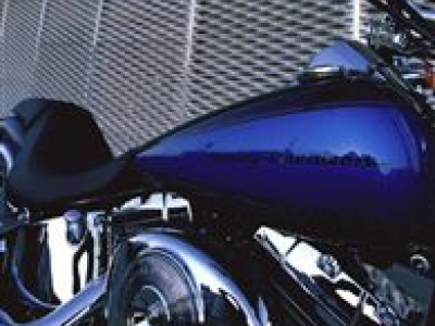 Harley Davidson FXSTD Softail Deuce photo
