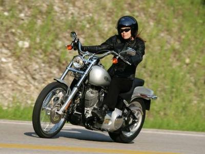 Harley Davidson FXST Softail Standard photo