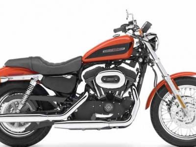 Harley Davidson XL1200 Sportster photo