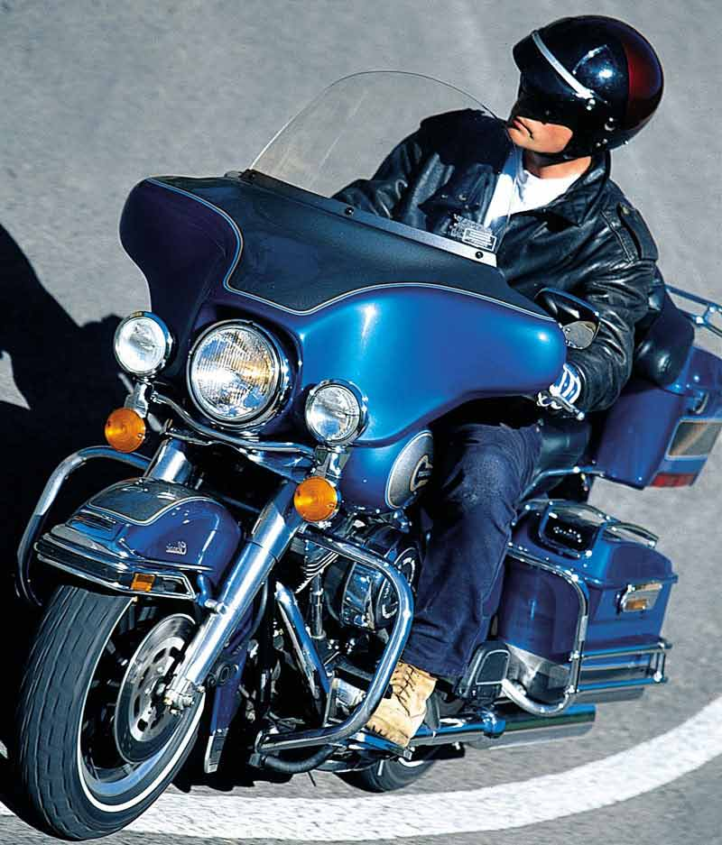 Can You Ride A Harley Davidson Flhtc Electra Glide With An A2 Licence