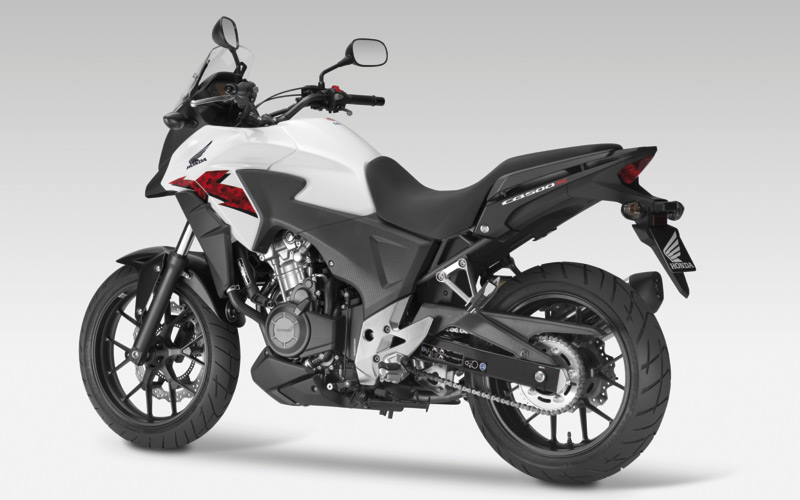 Can You Ride A Honda Cb500x With An A2 Licence