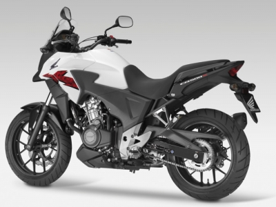 Honda CB500X photo