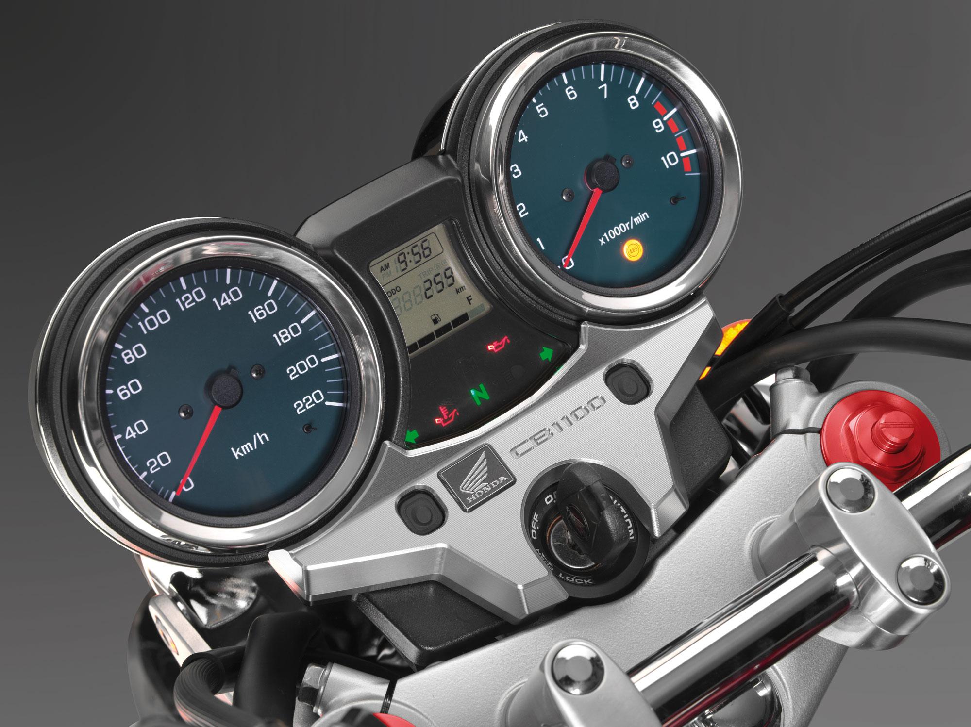 Honda CB 1100 sx обзор