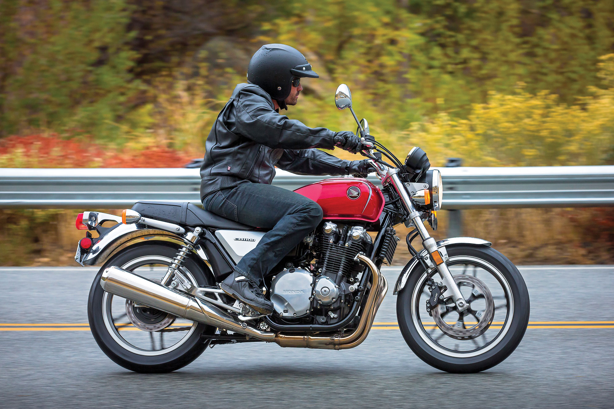 Can You Ride A Honda Cb1100 With An A2 Licence