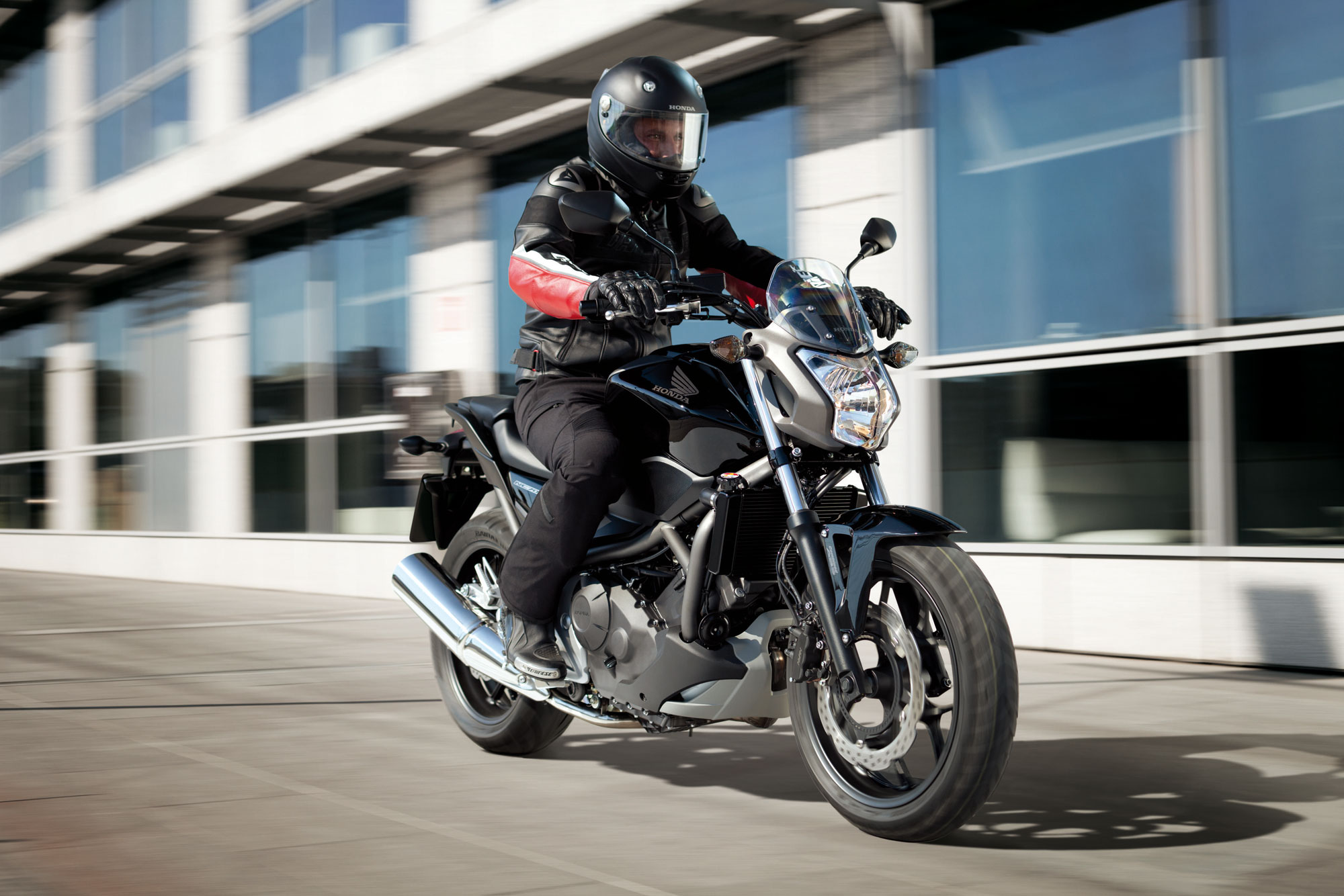 Can you ride a Honda NC700S with an A2 licence?
