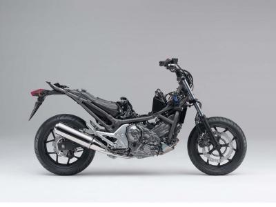 Honda NC700X photo