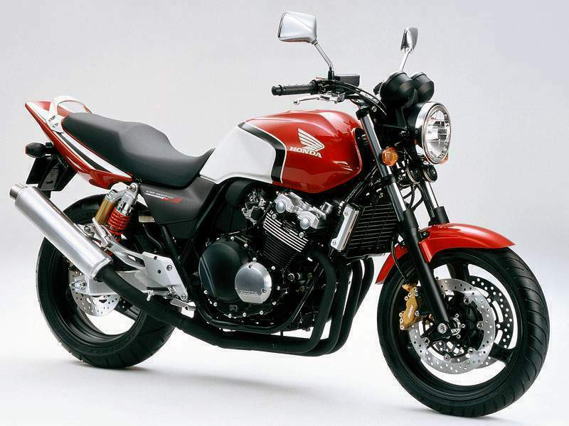 Can you ride a Honda CB400 Super Four with an A2 licence?