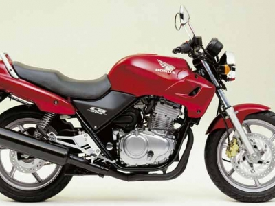 Honda CB500 photo