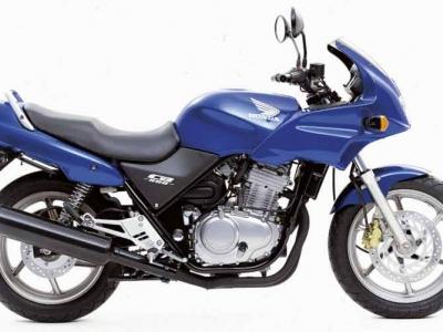 Honda CB500 photo