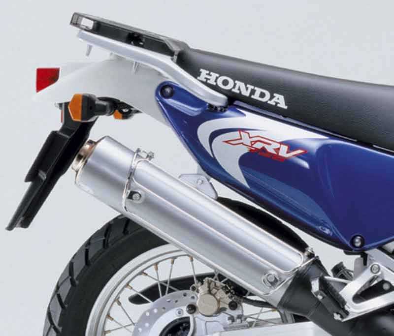 Can You Ride A Honda XRV750 Africa Twin With An A2 Licence?
