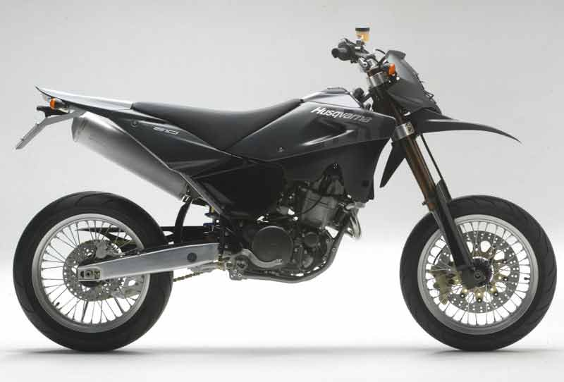 Can You Ride A Husqvarna Sm610 With An A2 Licence