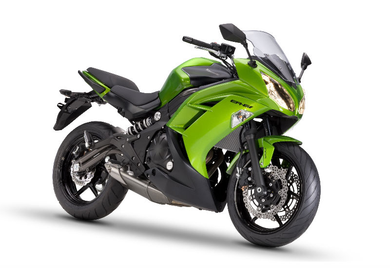 can you ride a kawasaki er-6f with an a2 licence?