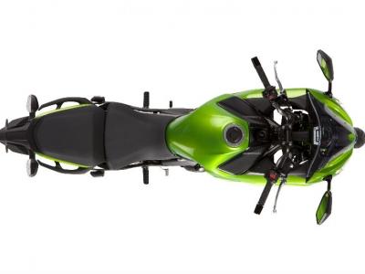 Kawasaki ER-6f photo