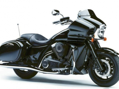 Can You Ride A Kawasaki Vn1700 Voyager Custom With An A2