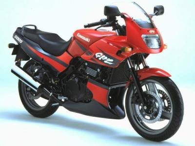 Kawasaki GPZ500S photo
