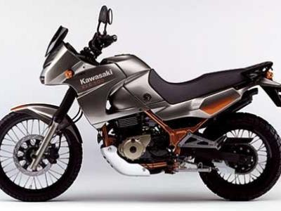 Kawasaki KLE500 photo