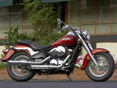 Kawasaki VN800 Classic photo