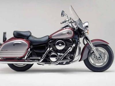 Kawasaki VN1500 Classic photo
