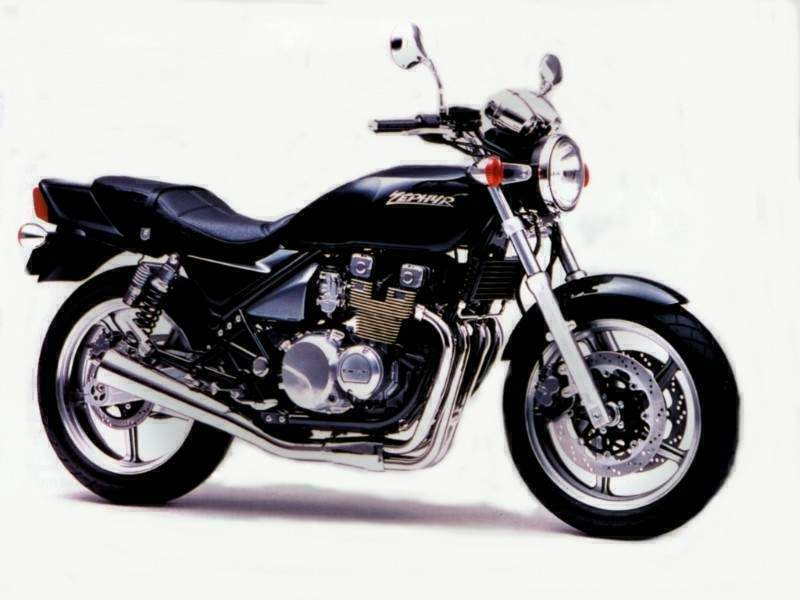 Can you ride a Kawasaki Zephyr 550 with an A2 licence?