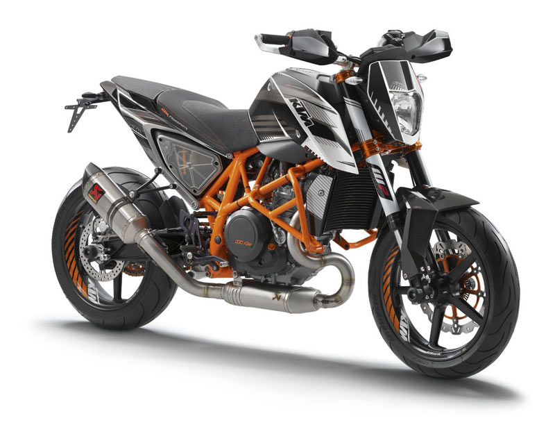 Can you ride a KTM 690 Duke with an A2 licence?