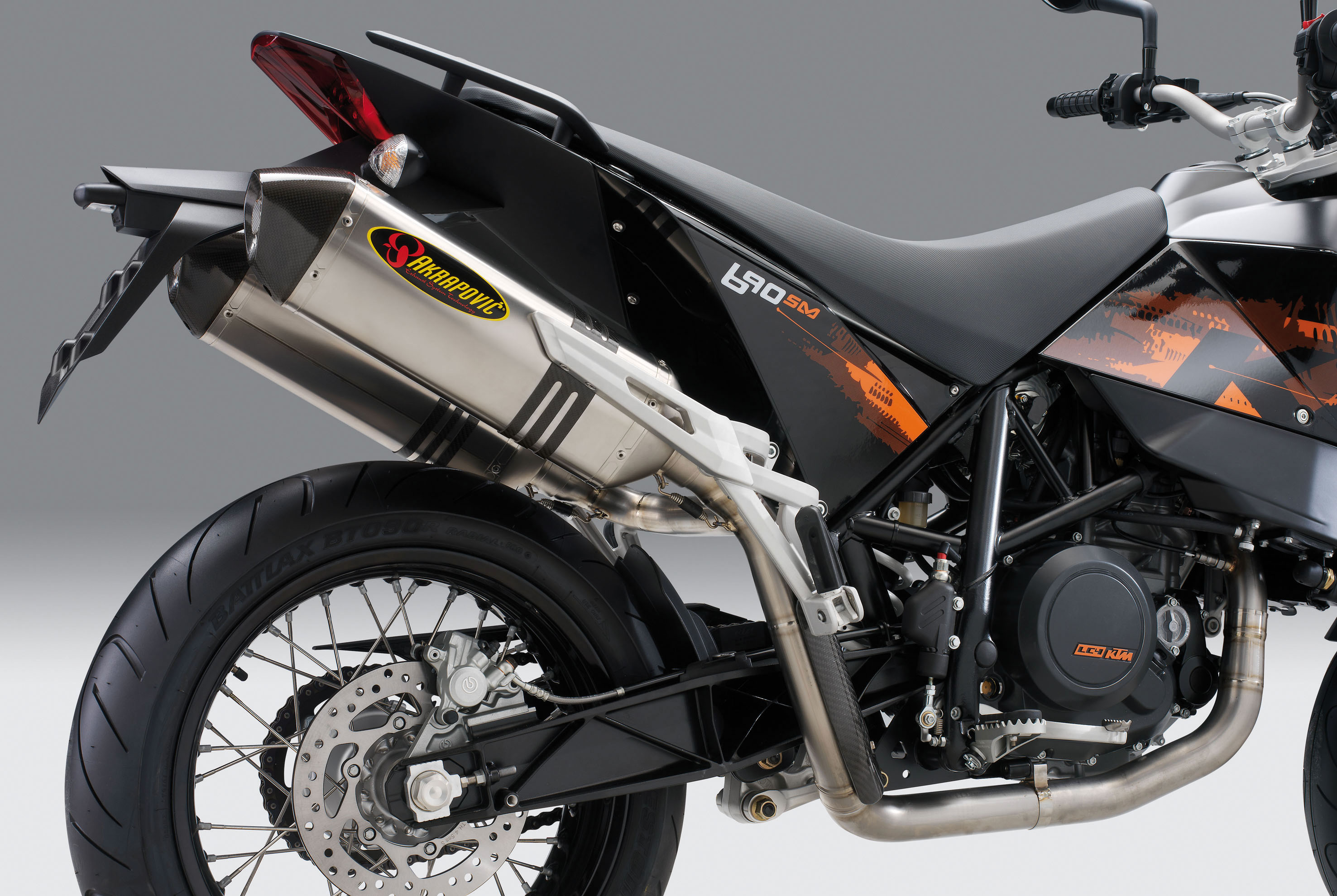 Can You Ride A Ktm 690sm With An A2 Licence