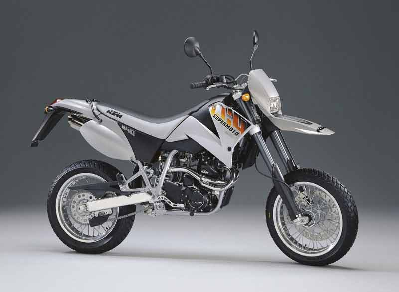 Can You Ride A Ktm 640 Lc4 Supermoto With An A2 Licence