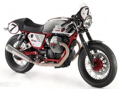 Moto Guzzi V7 Racer photo