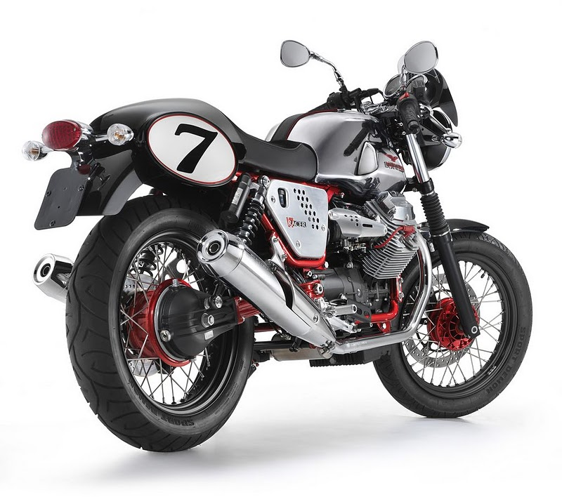 Can You Ride A Moto Guzzi V7 Racer With An A2 Licence