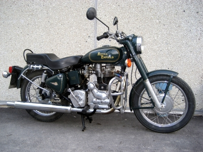 Enfield Bullet 500 photo