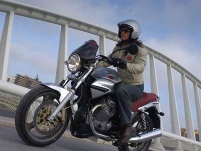 Moto Guzzi Breva 750ie photo