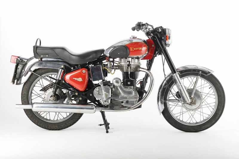 The Bike Insurer >> Can you ride a Enfield Bullet 350 with an A2 licence?
