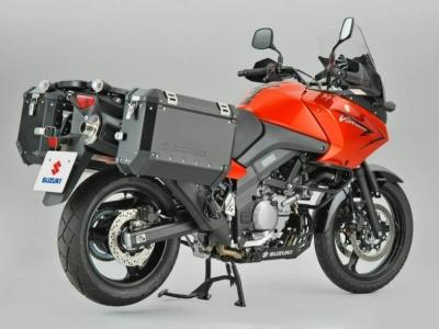 Suzuki DL650 V-Strom Xpedition photo